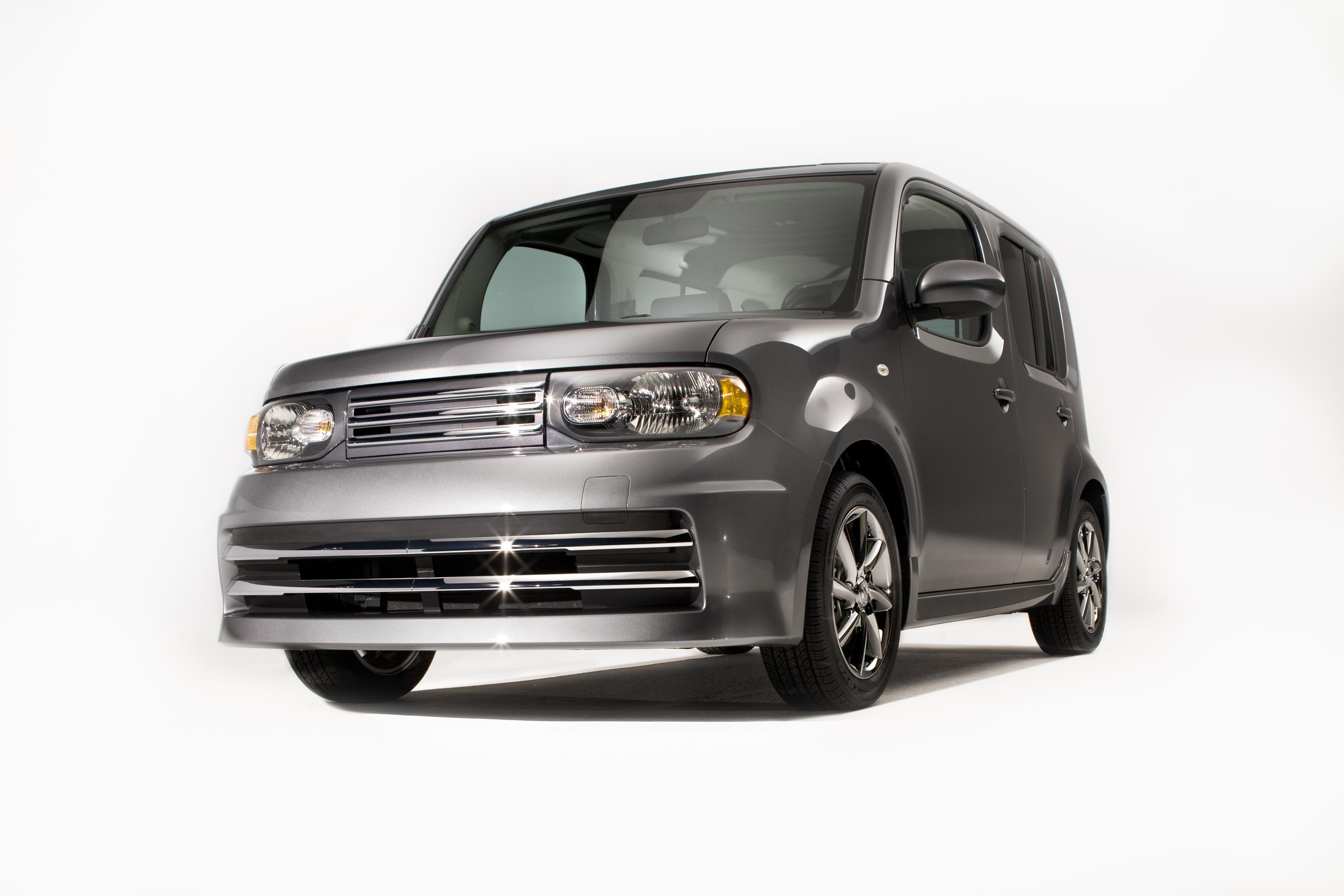 2010 nissan cube krom review gallery top speed nissan announced today a new special version for the compact model cube krom the new version comes with exclusive exterior and interior treatments vanachro Choice Image