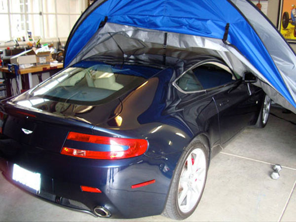 Touchless Car Cover The New Solution For A Clean Car