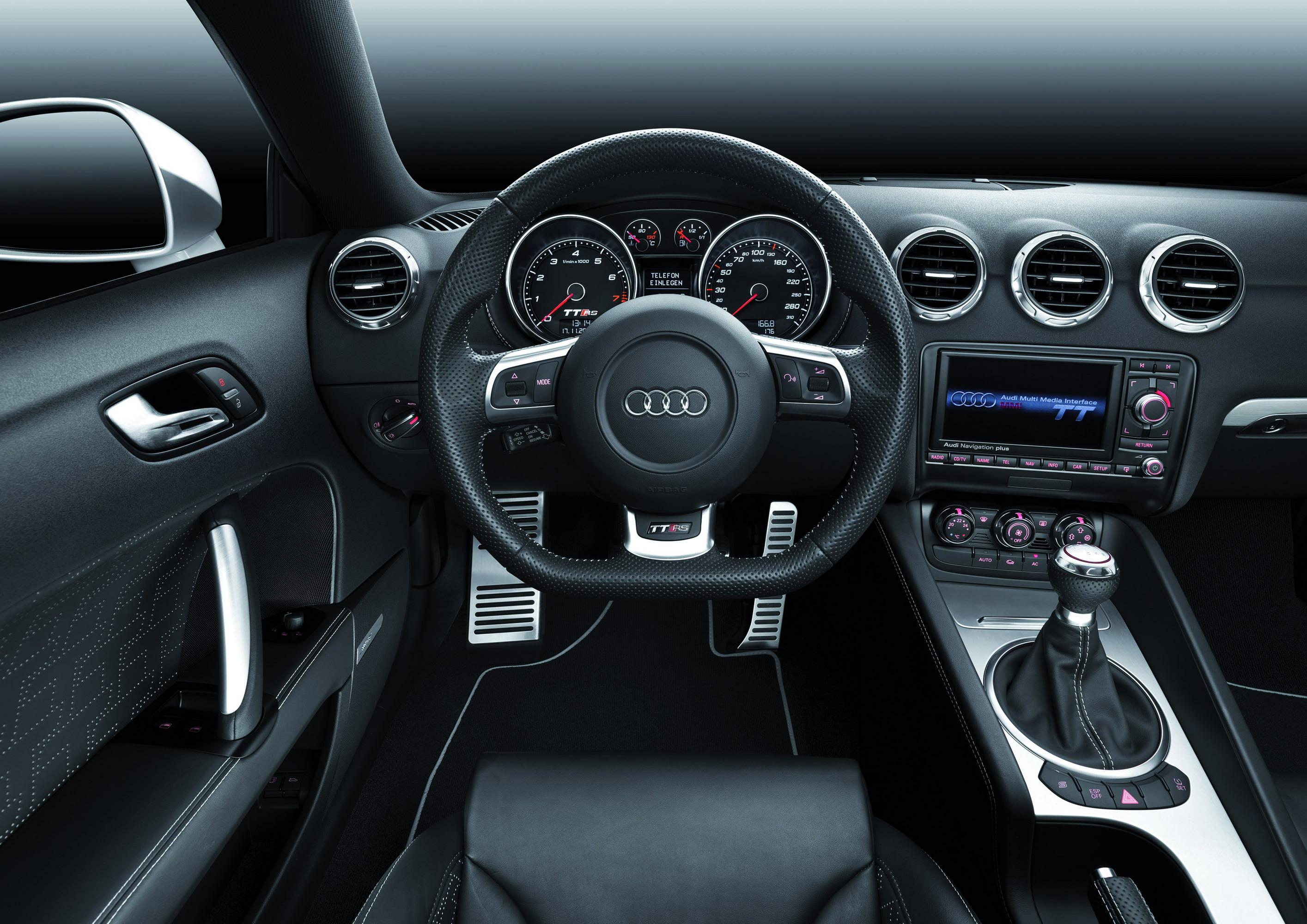 2010 audi tt rs review - top speed