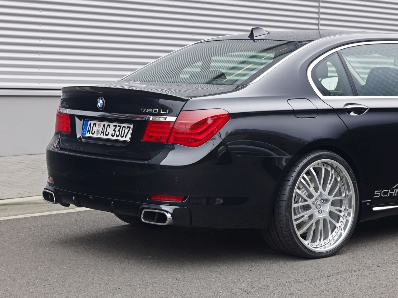 Ac Schnitzer F01 F02 Based On The Bmw 7 Series Top Speed