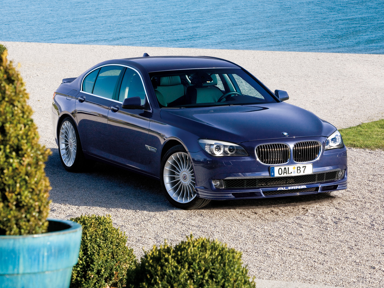 Alpina B Top Speed - Used bmw alpina b7 for sale