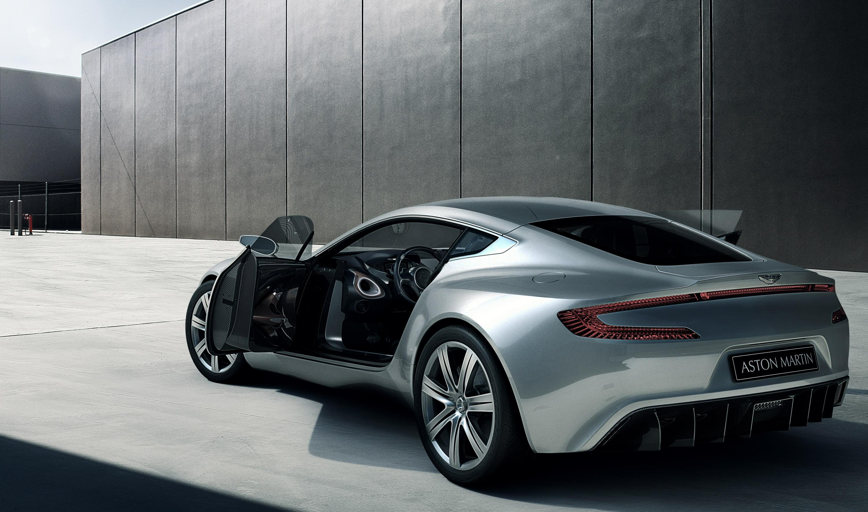 national geographic megafactories features aston martin one-77 in