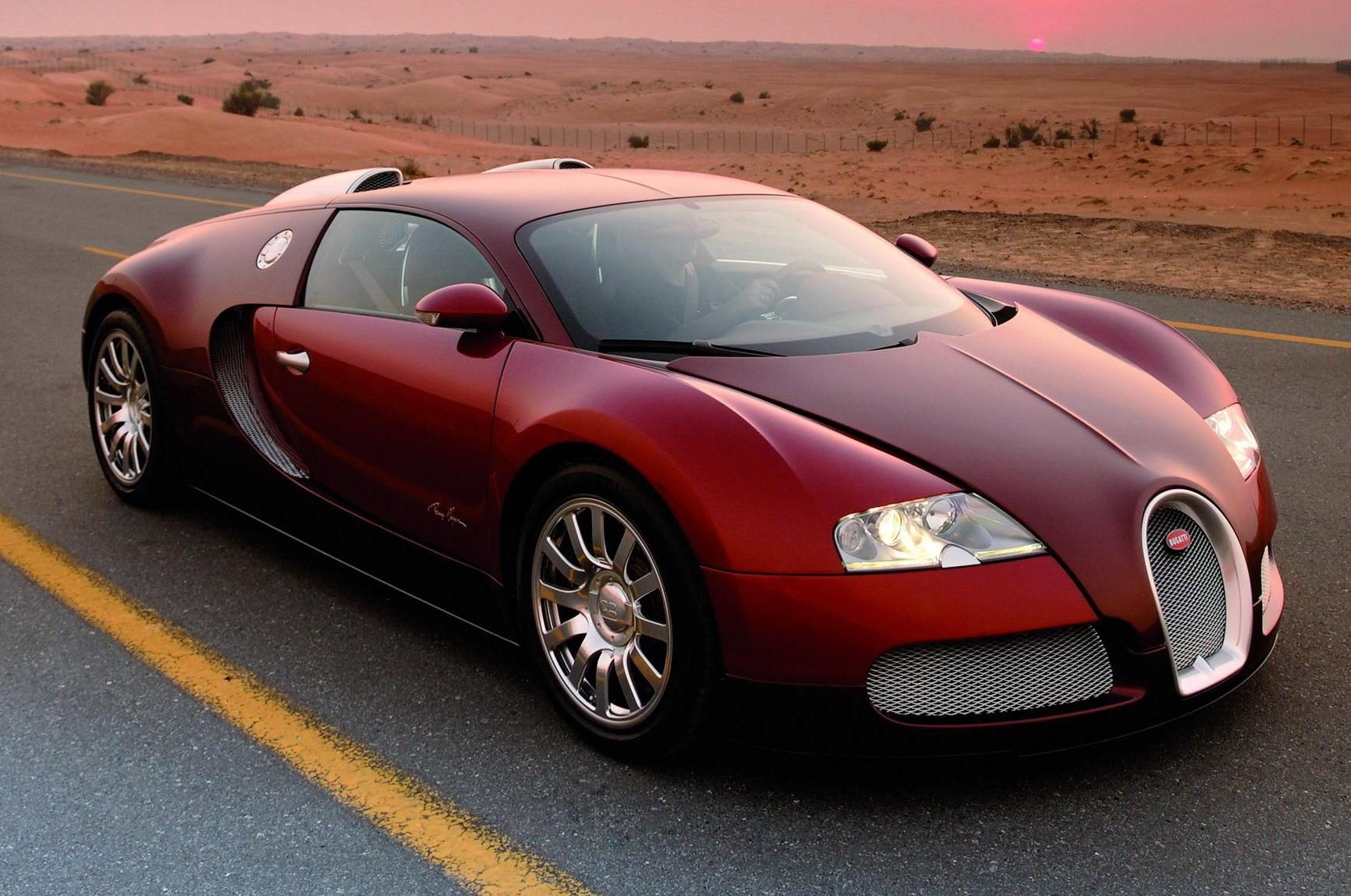 Different Types Of Cars >> Bugatti Prepares Veyron Replacement | Top Speed