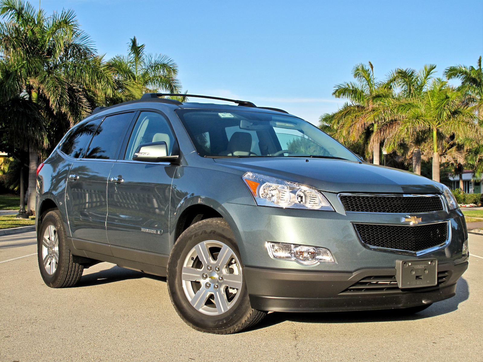 chevy traverse manual 2009