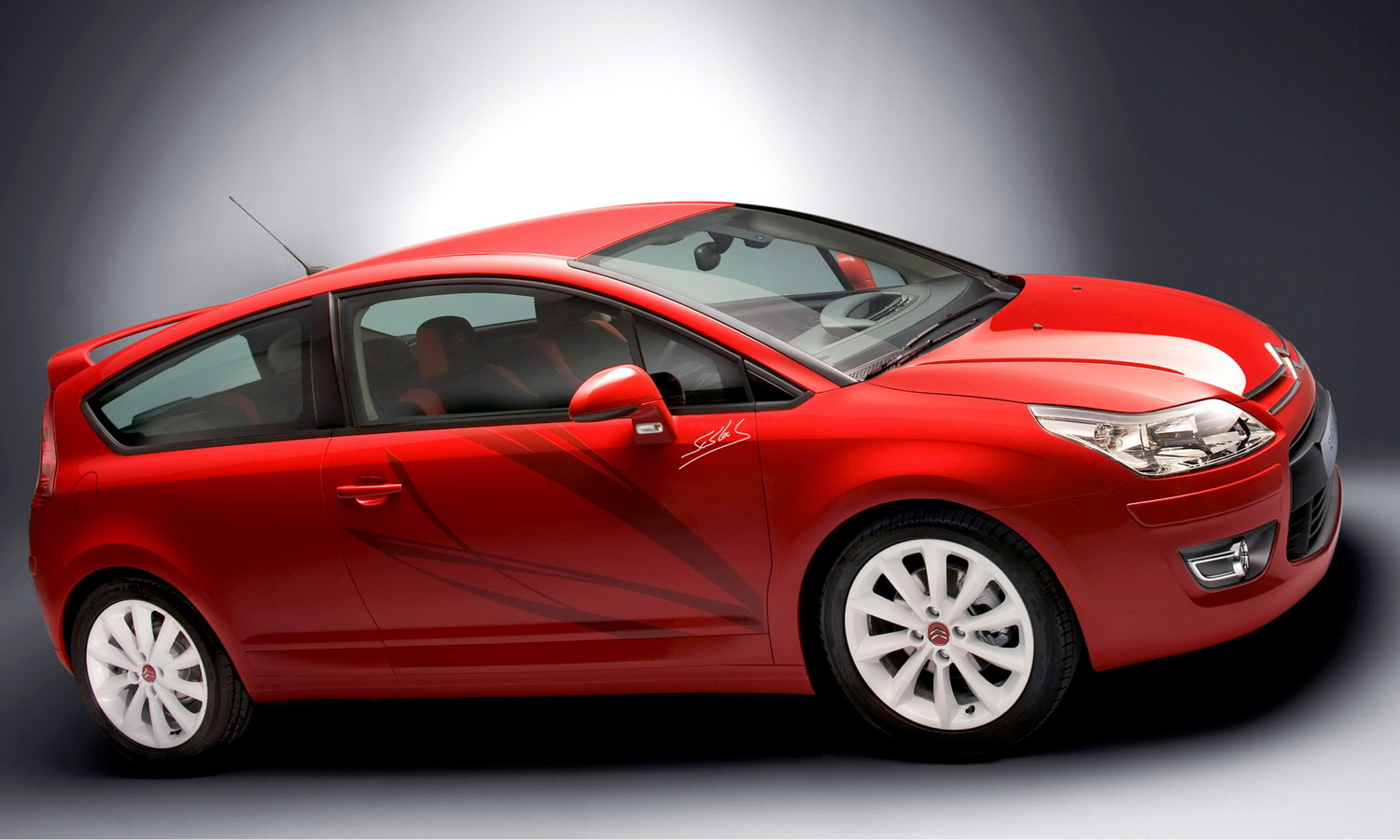 2009 Citroen C4 Coupe By Sebastien Loeb Top Speed