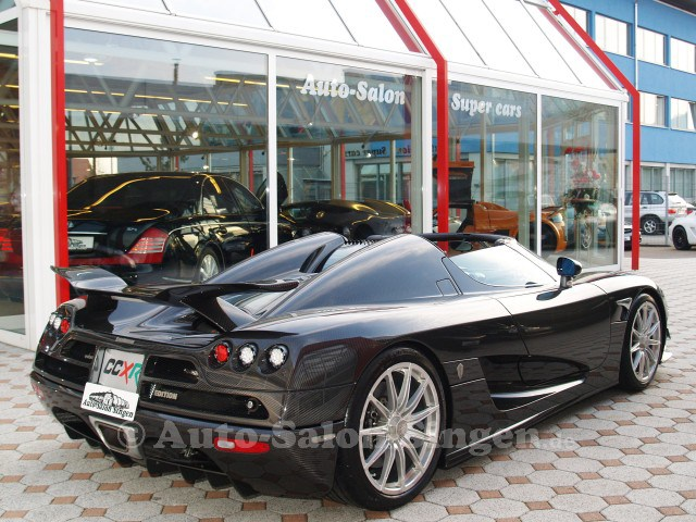 For Sale: Koenigsegg CCXR Special Edition | Top Speed