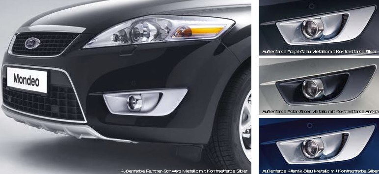 Ford mondeo limited edition: gran equipamiento.