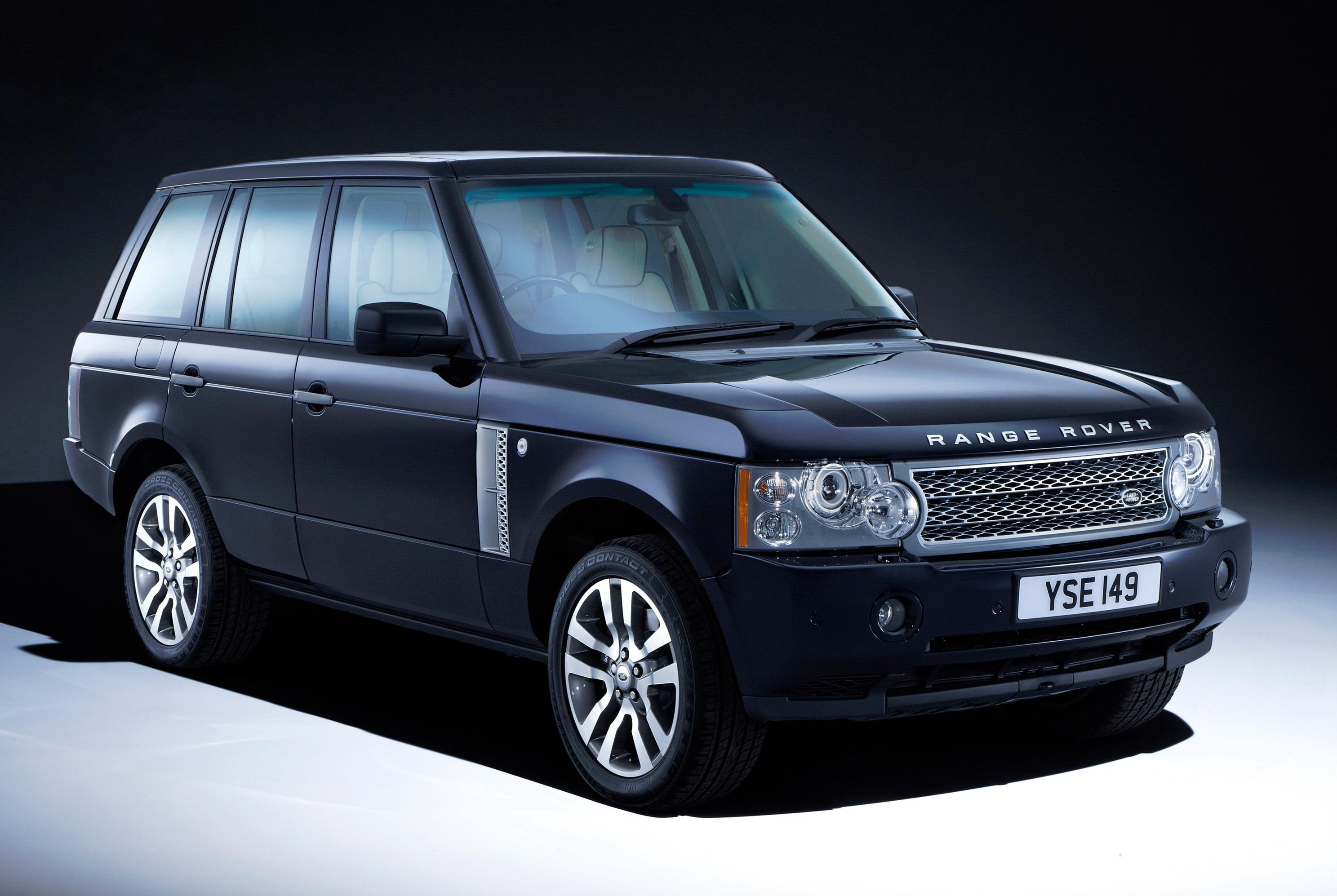 2009 Range Rover Westminster Limited Edition Top Speed