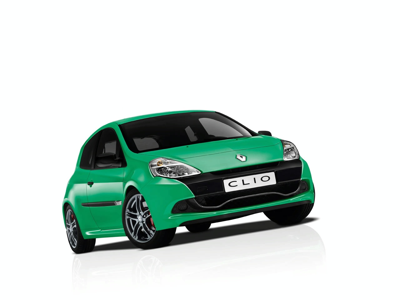 2009 Renault Clio RS 200 | Top Speed