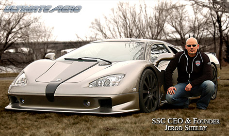 SSC Ultimate Aero For Sale On EBay | Top Sd