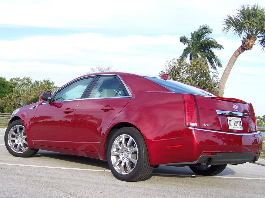 2009 cadillac cts review top speed. Black Bedroom Furniture Sets. Home Design Ideas