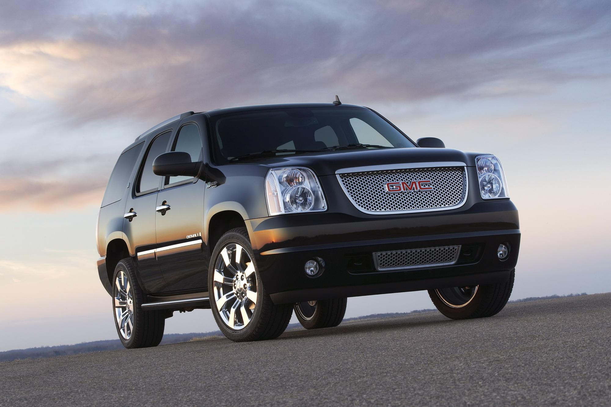 2009 gmc yukon denali hybrid review top speed. Black Bedroom Furniture Sets. Home Design Ideas