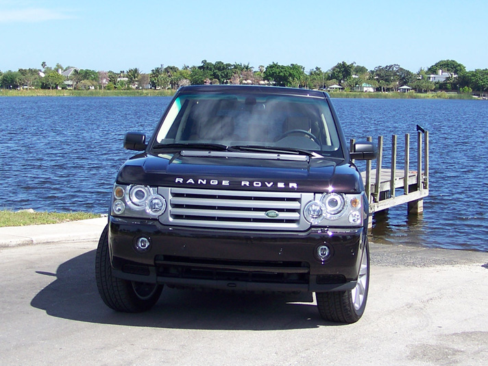 2009 range rover hse pictures photos wallpapers top speed. Black Bedroom Furniture Sets. Home Design Ideas