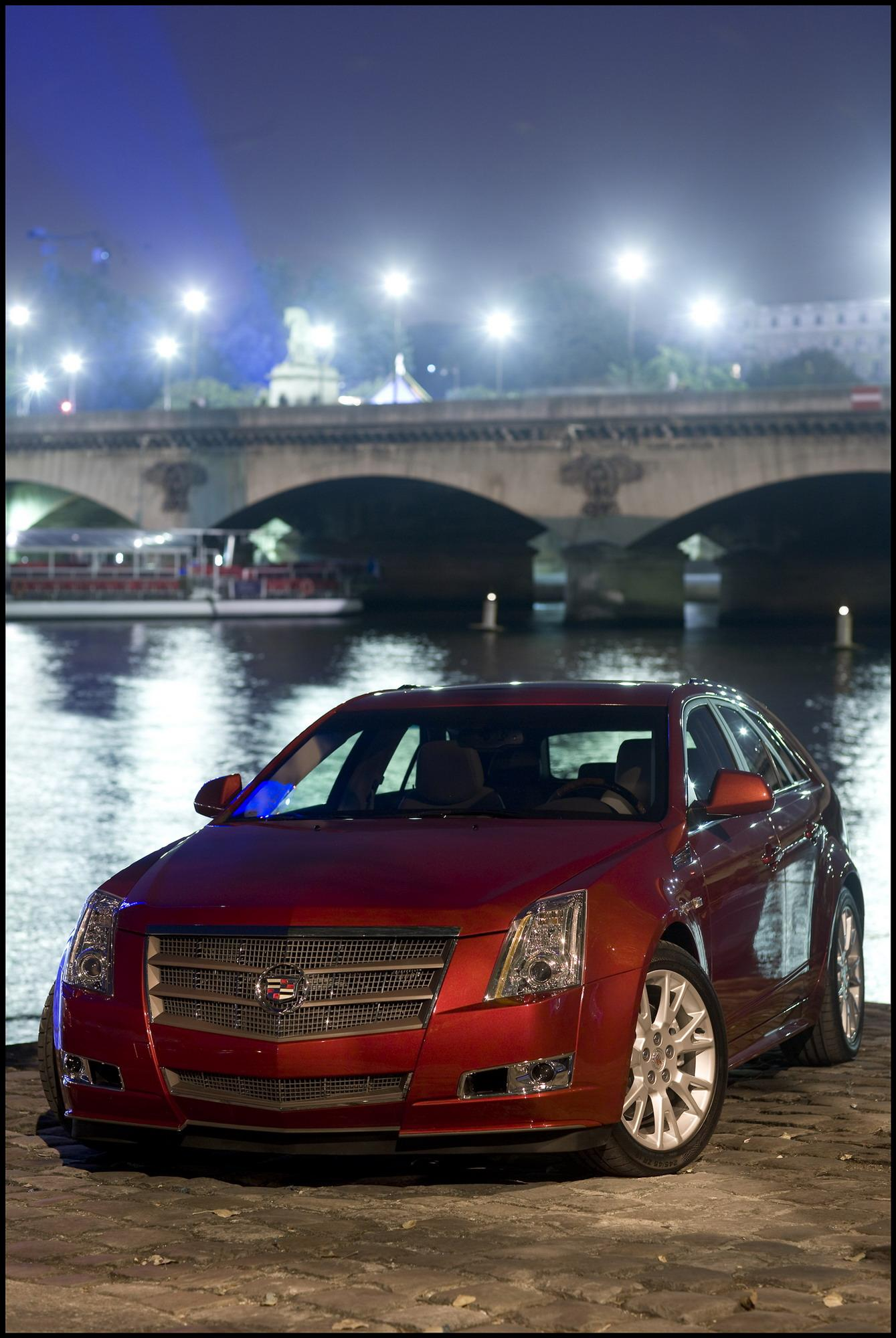 cadillac cts sts zombiedrive and v photos information