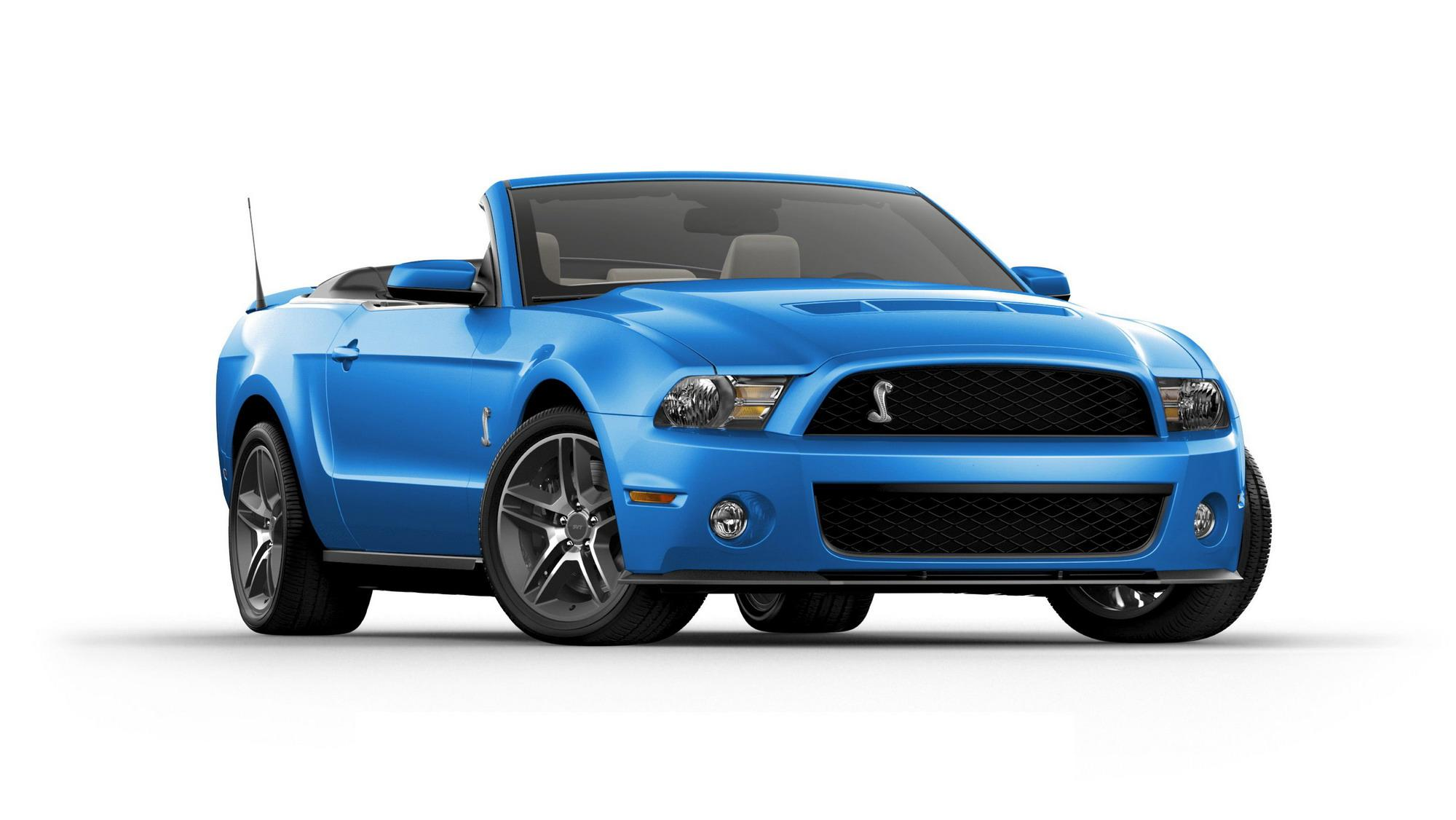 2010 Ford Shelby GT500 Gets Two More MPG Gallery 293168 ...