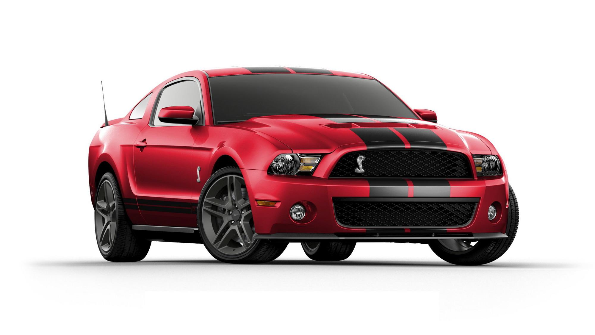 2010 Ford Shelby GT500 Gets Two More MPG Gallery 293165 ...