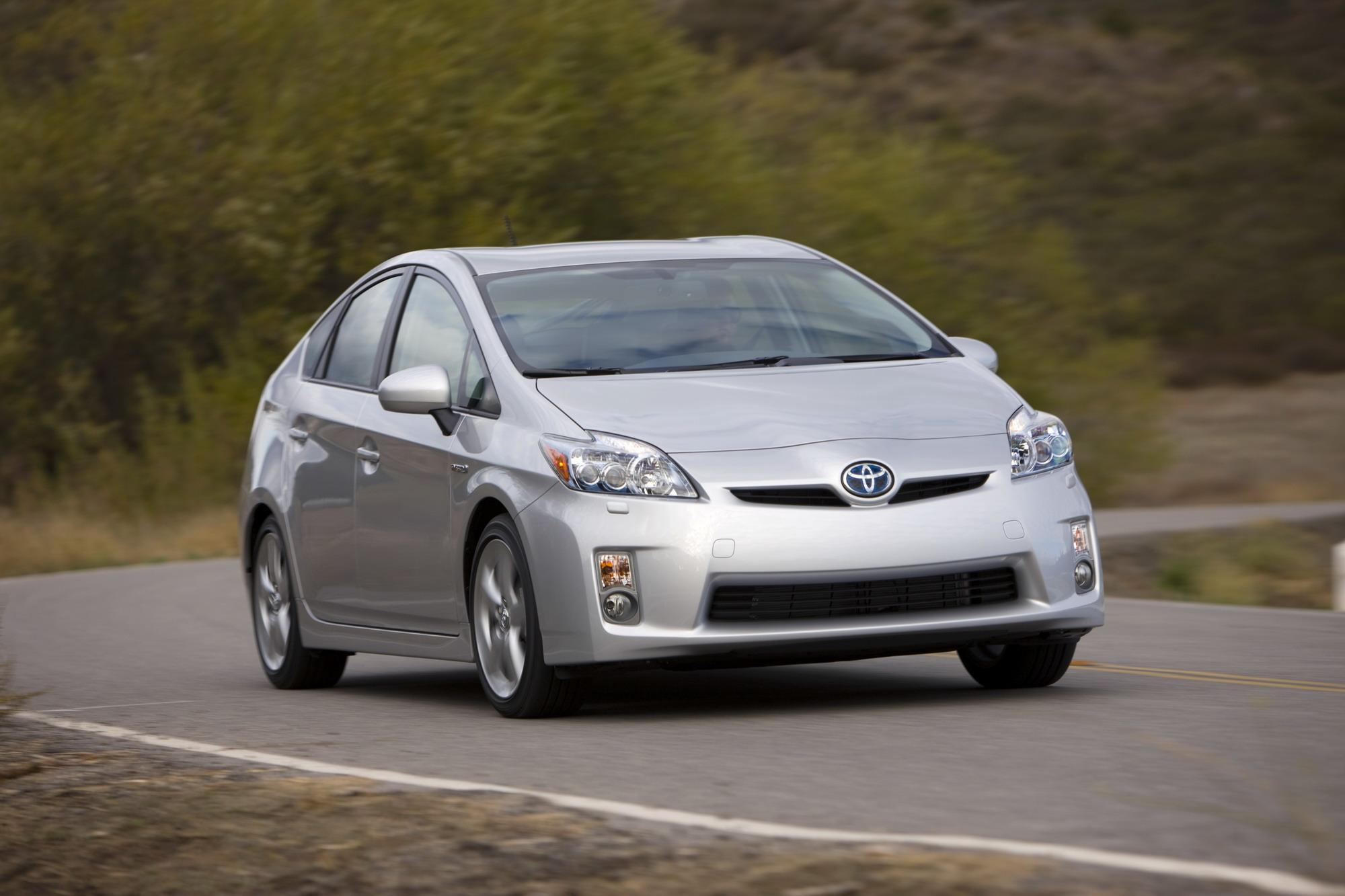2010 Toyota Prius Prices Announced Top Speed