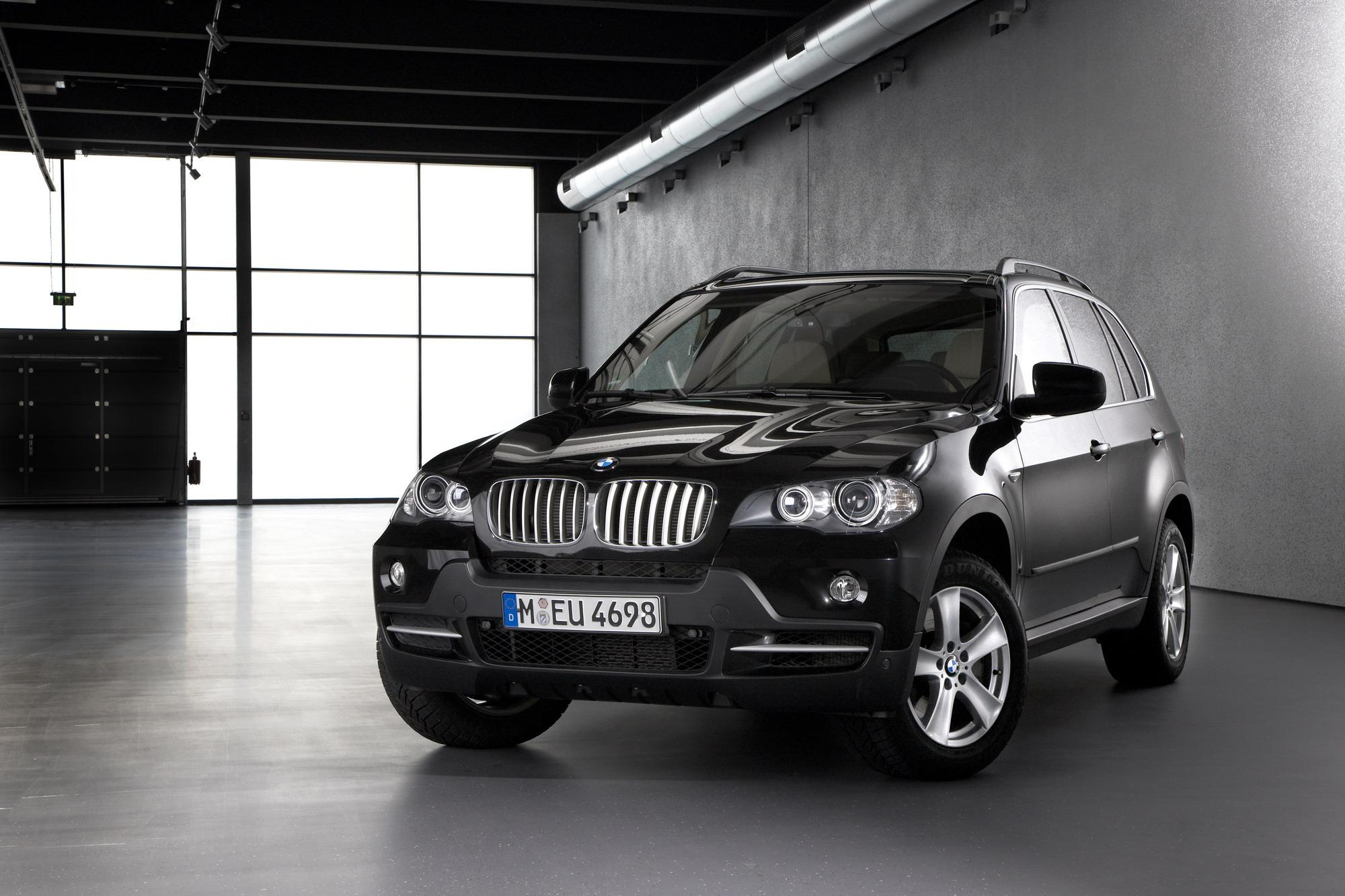 2009 BMW X5 Security Plus | Top Speed