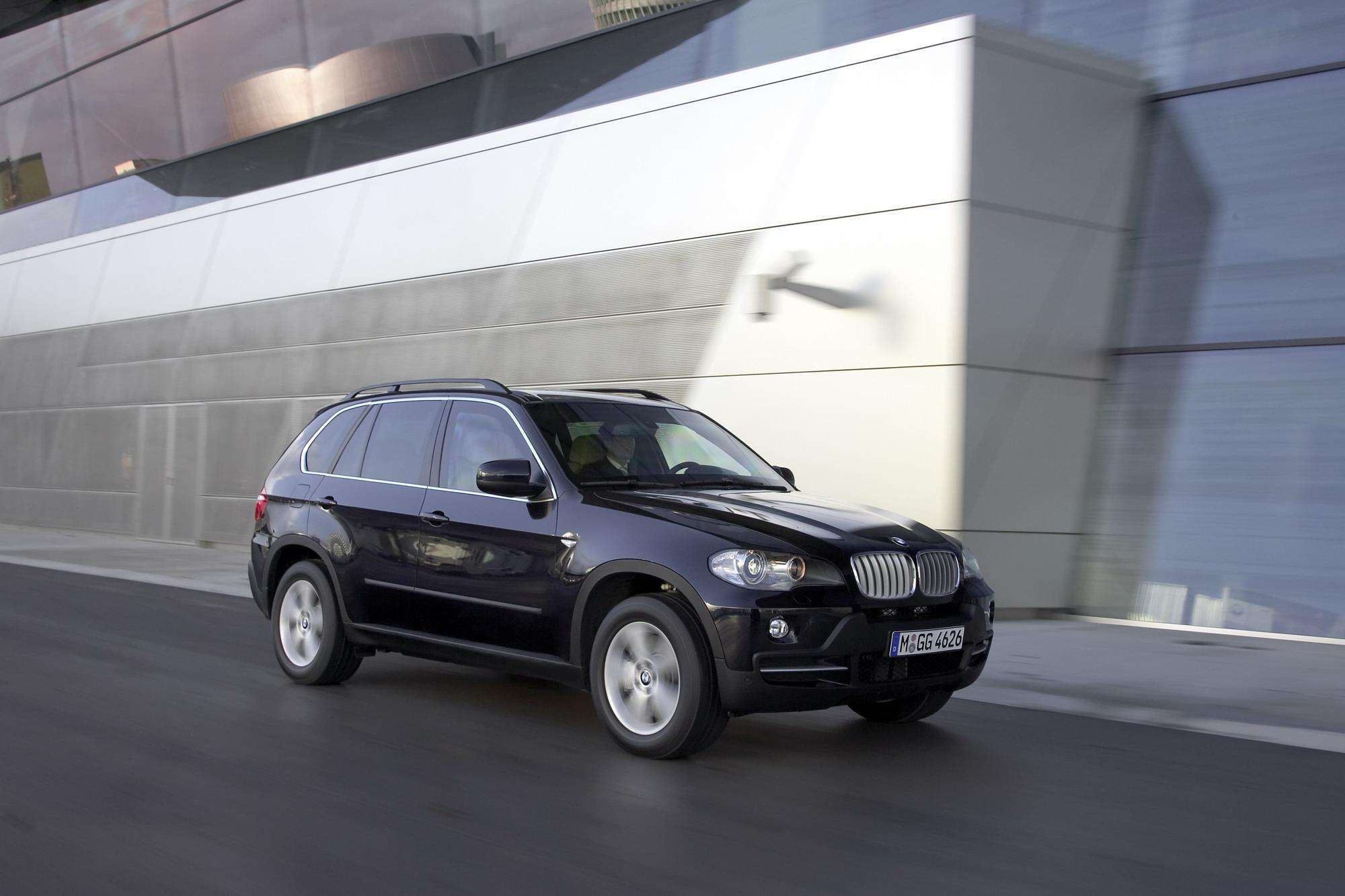 2009 BMW X5 Security Plus Review - Top Speed
