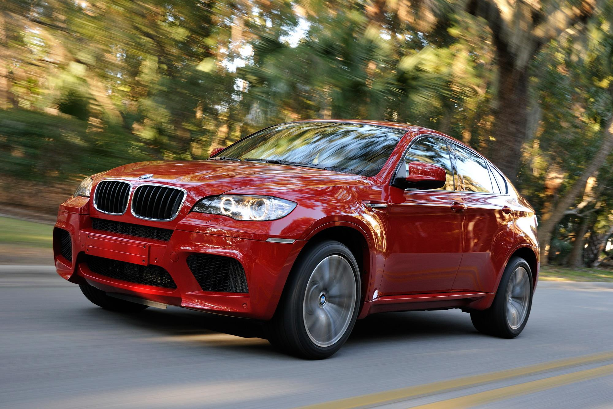 Bmw X6m And X5m Pricing Announced Top Speed