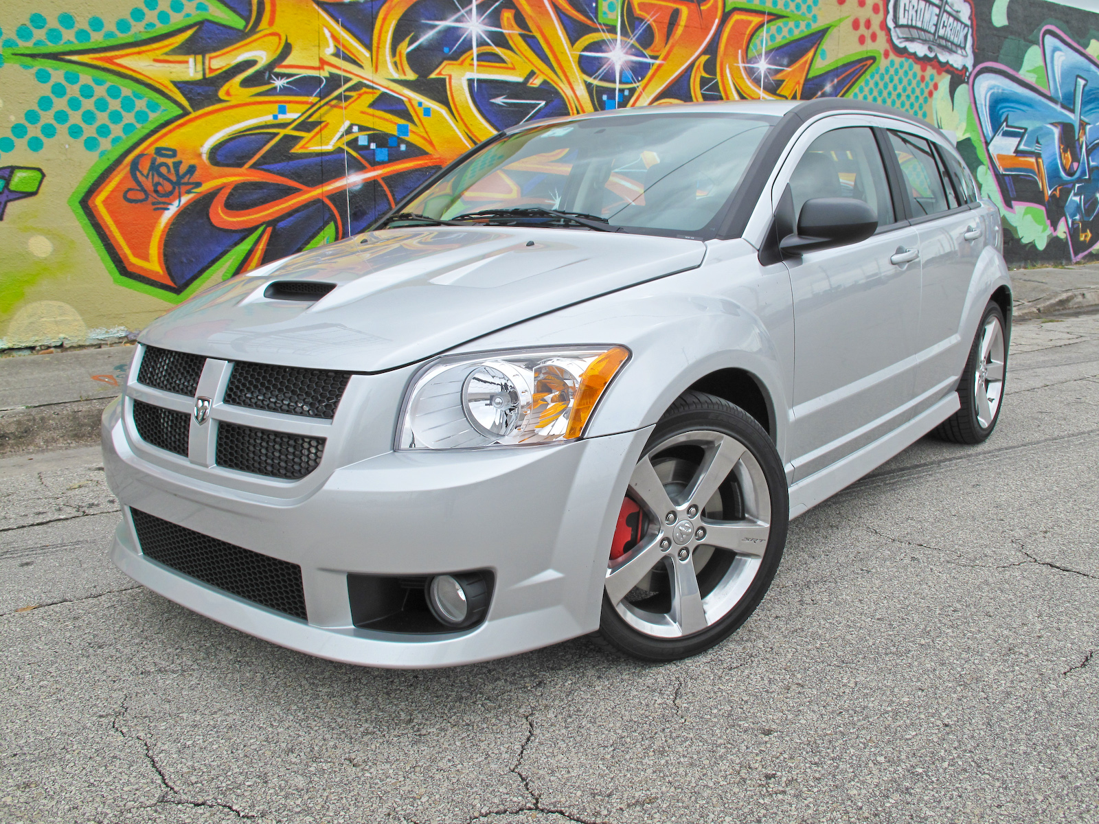 Dodge Dart Srt4 >> Dodge Caliber SRT-4: Exterior Impresion Pictures, Photos ...
