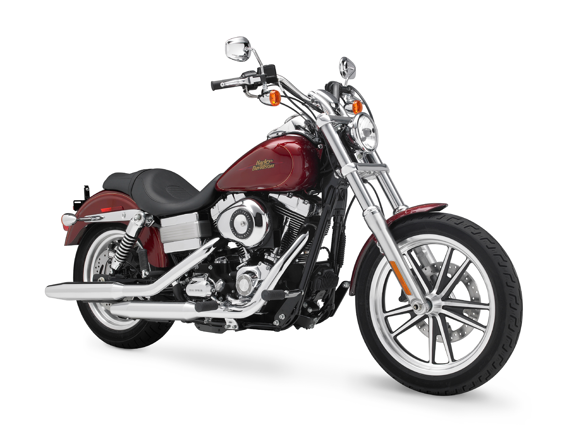 2009 Harley-Davidson FXDL Dyna Low Rider | Top Speed