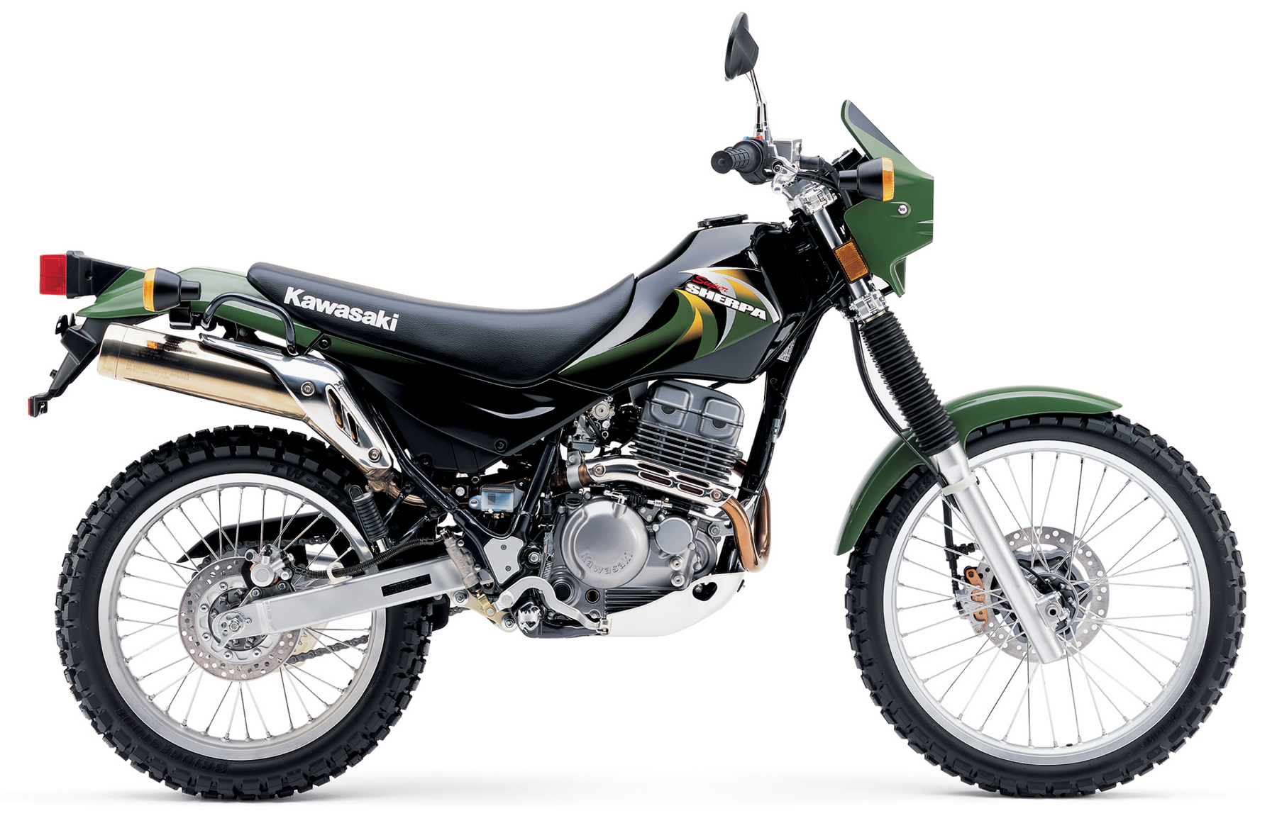 2009 Kawasaki Super Sherpa | Top Speed