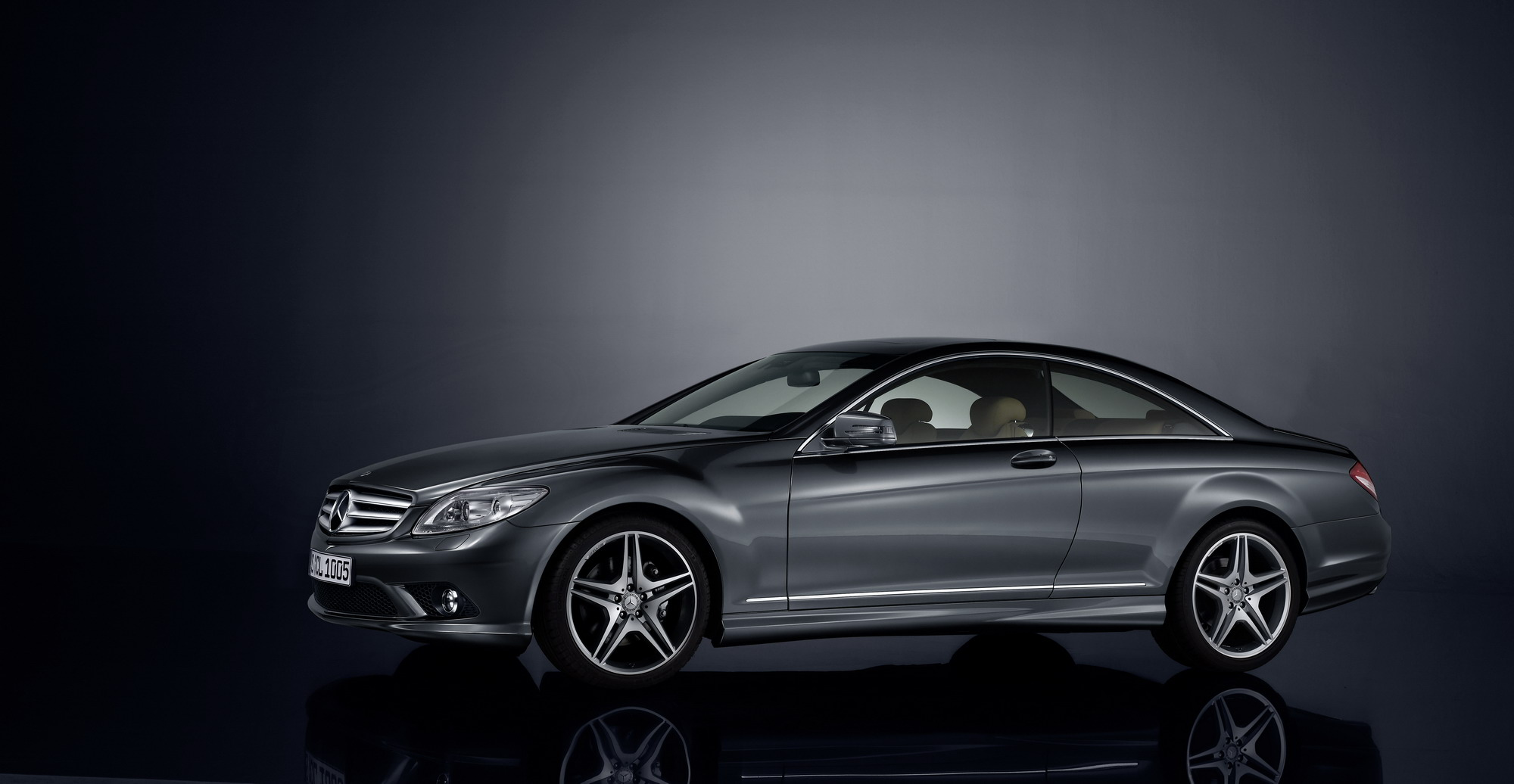 2009 mercedes cl 500 anniversary edition top speed. Black Bedroom Furniture Sets. Home Design Ideas