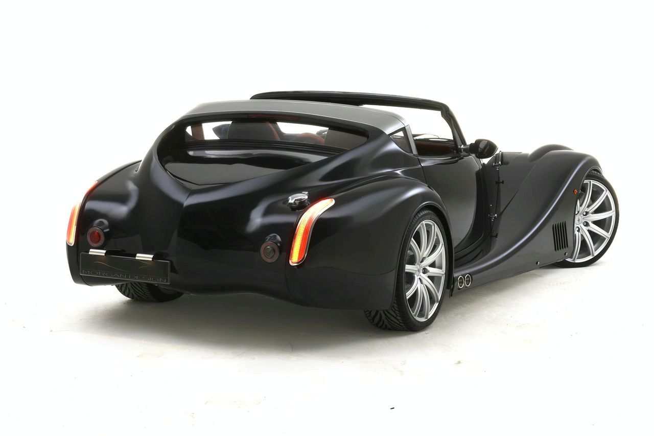 Morgan Aero SuperSports Review - Top Speed