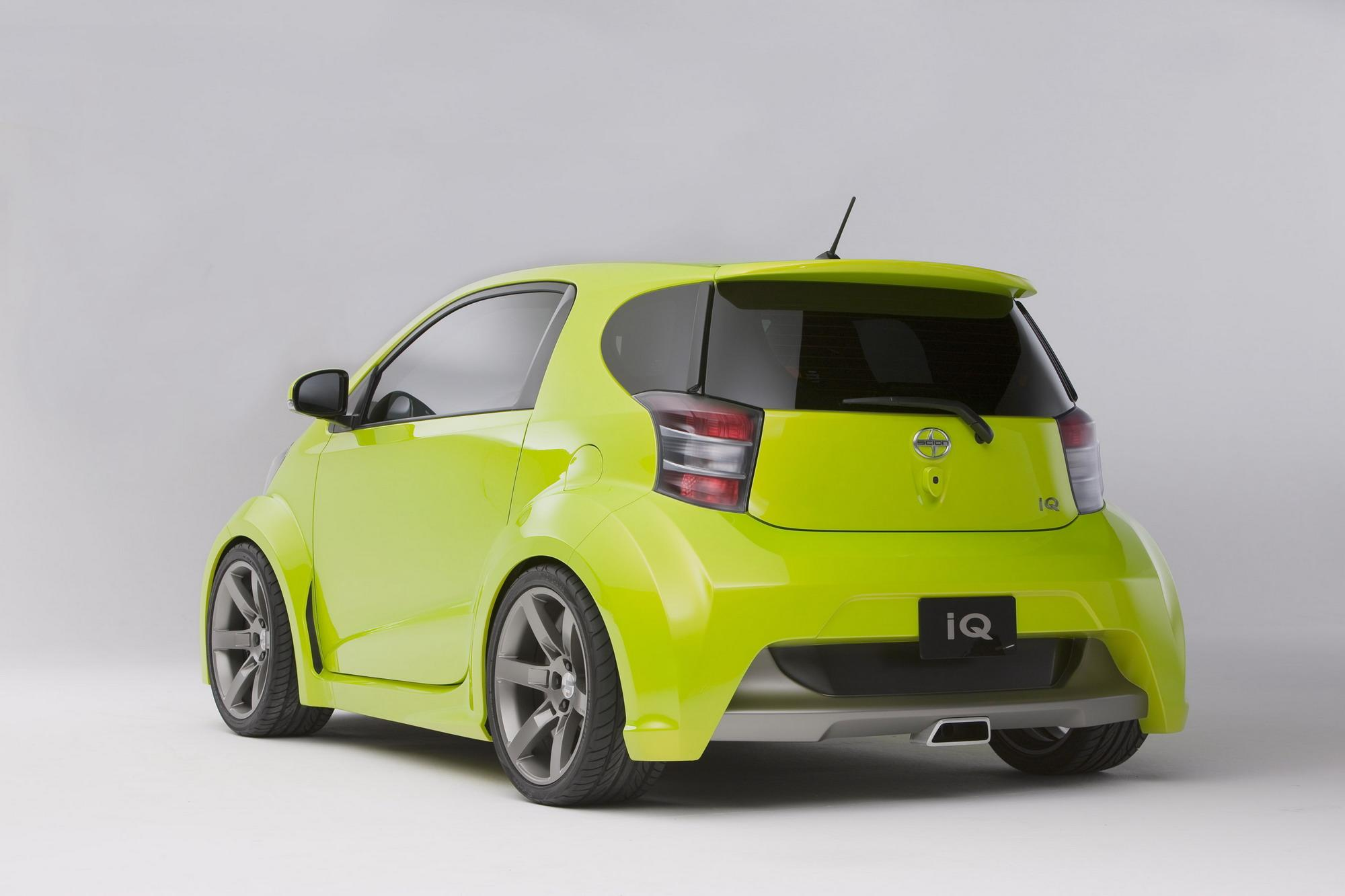 Worksheet. 2009 Scion Iq Concept Gallery  HD Cars Wallpaper Gallery
