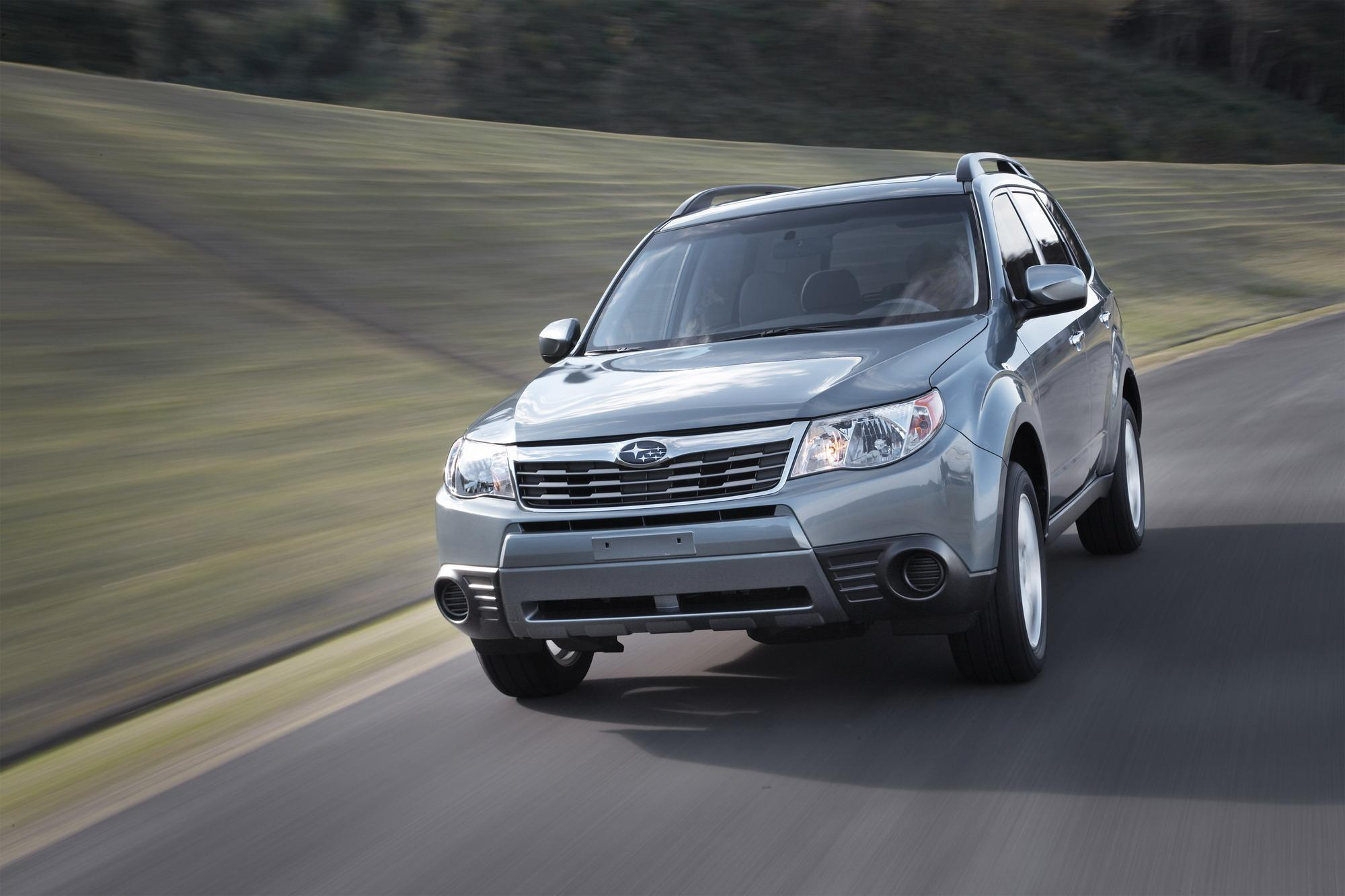 2010 subaru forester prices revealed top speed. Black Bedroom Furniture Sets. Home Design Ideas