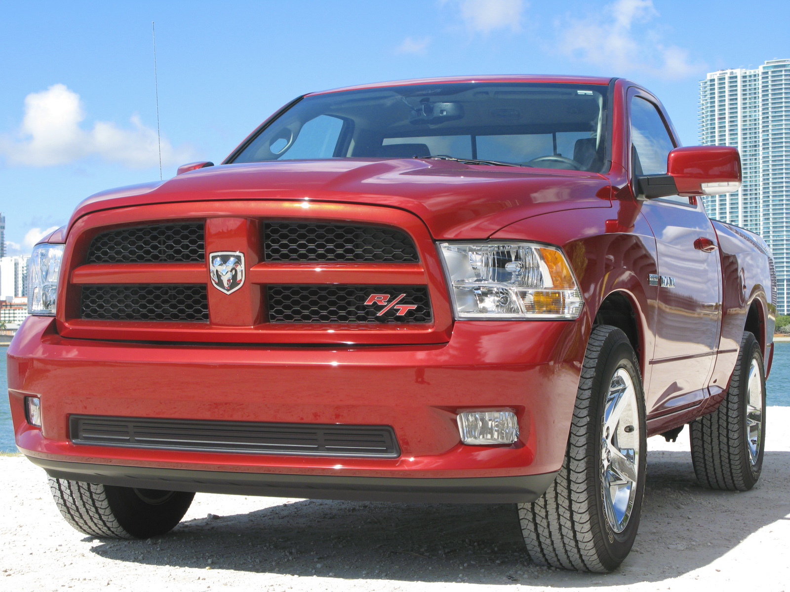 2010 Dodge Ram Sport R T Gallery 298937 Top Speed