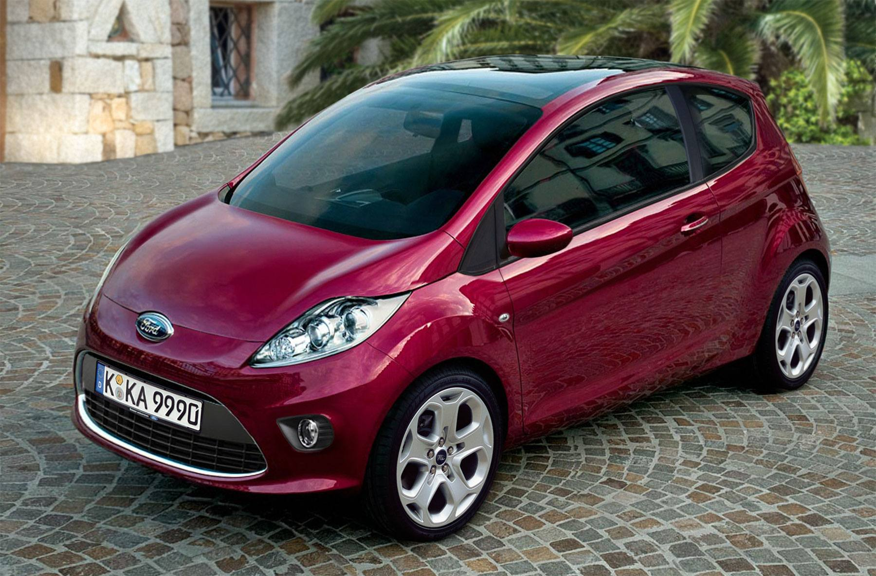 Ford Ka Might Come To USA | Top Speed