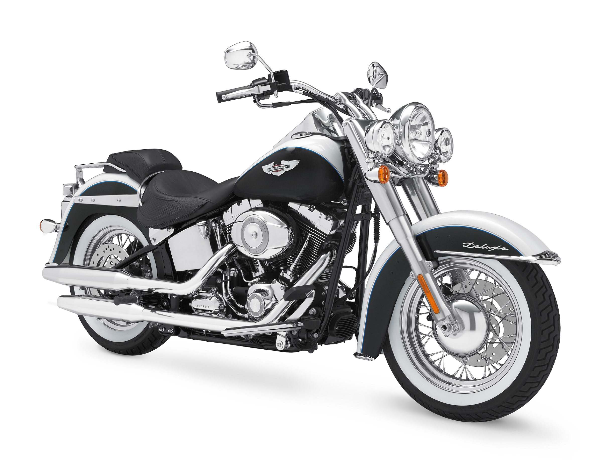2009 harley davidson flstn softail deluxe top speed. Black Bedroom Furniture Sets. Home Design Ideas