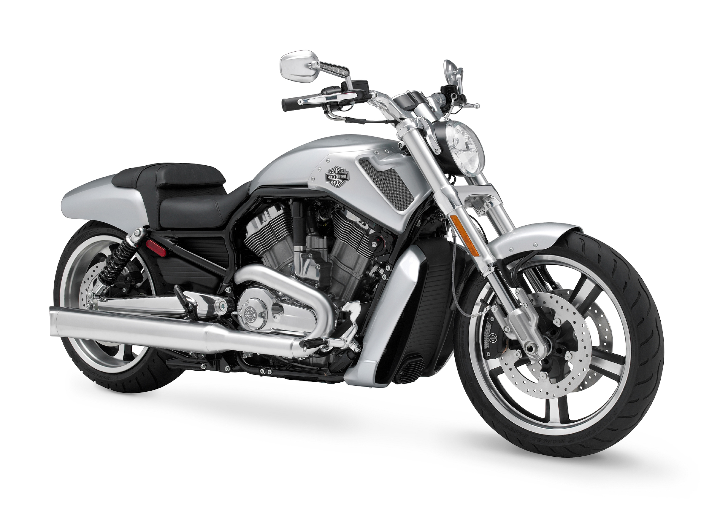 Harley Davidson V Rod Muscle  Top Speed