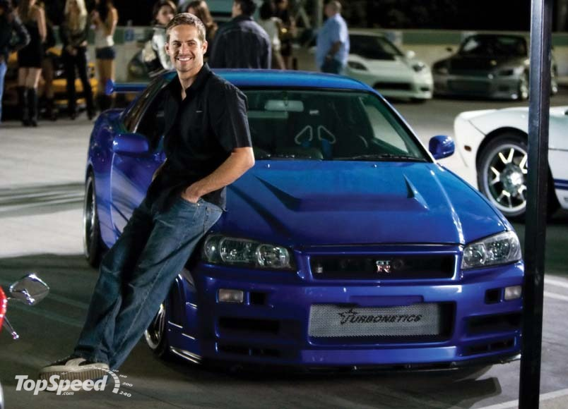 nissan skyline r34 fast and furious 4. Fast And Furious R34 Nissan