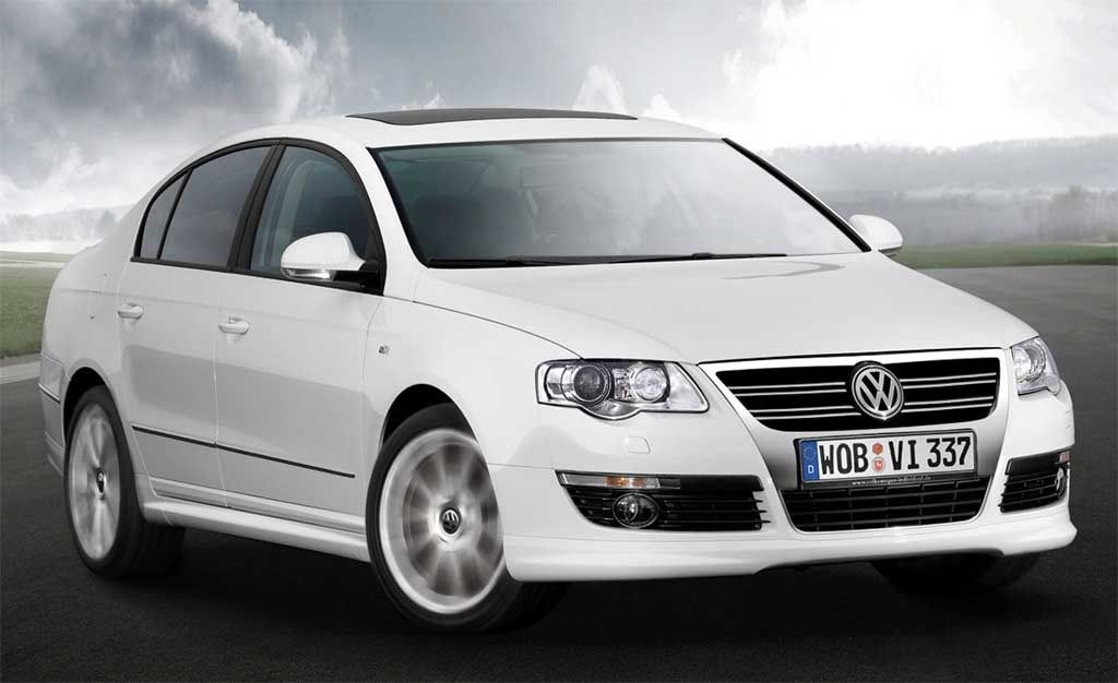 2009 Volkswagen Passat R Line Top Speed