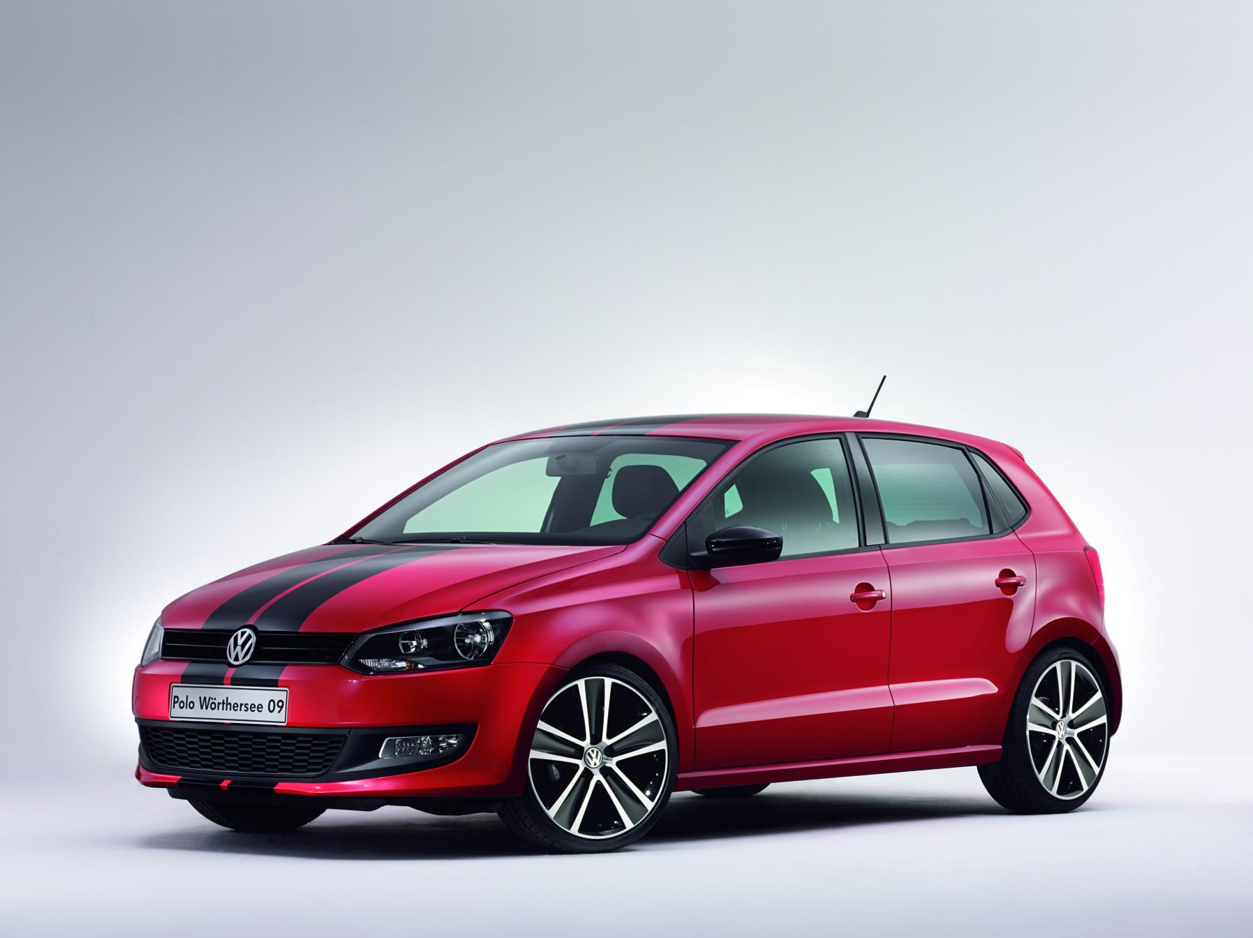 2009 Volkswagen Polo Worthersee 09 Pictures Photos Wallpapers