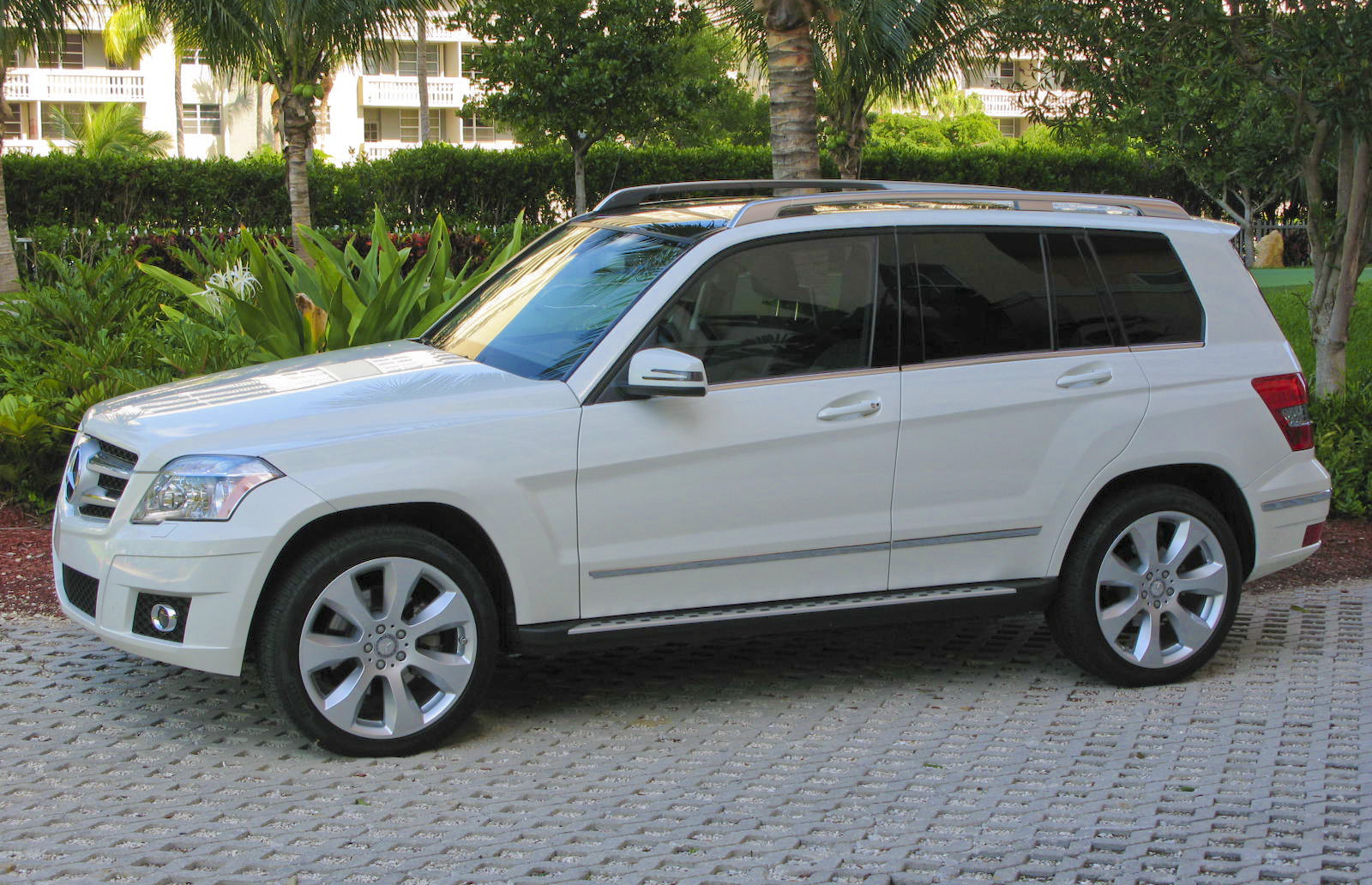 2010 Mercedes Benz Glk Top Speed