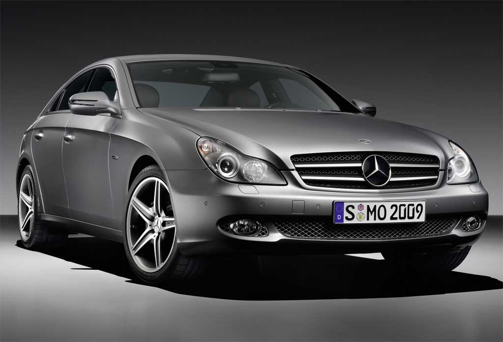Mercedes Benz Coupe >> 2009 Mercedes CLS Grand Edition | Top Speed