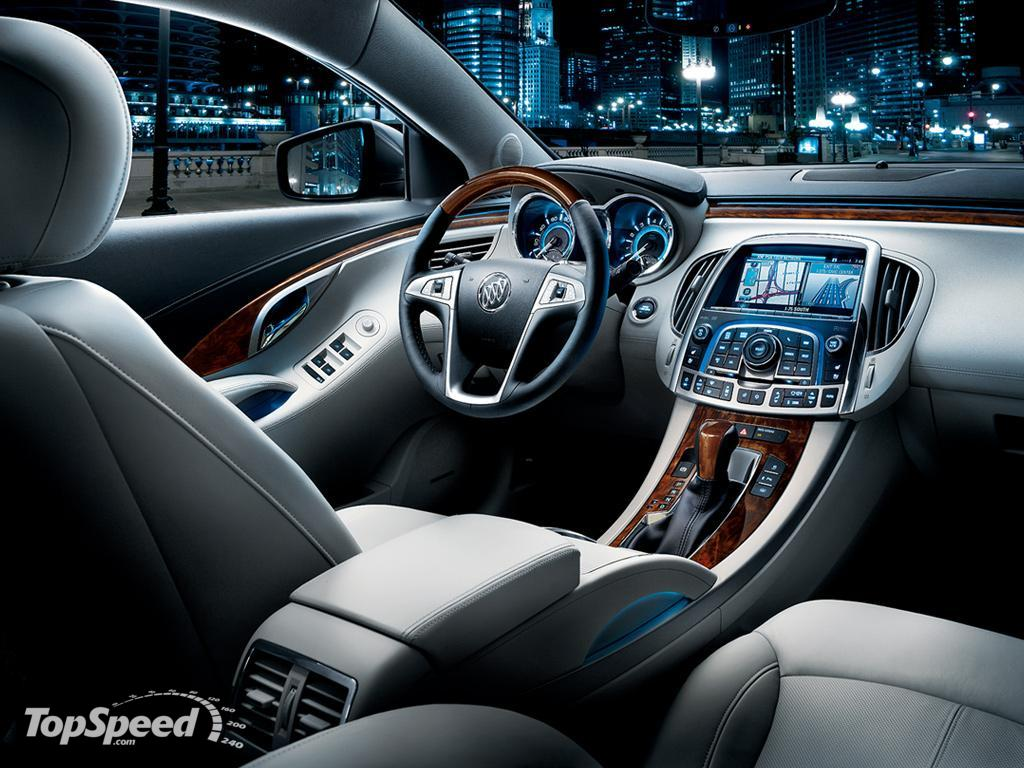 2010 Buick Lacrosse Picture 306939 Car Review Top Speed