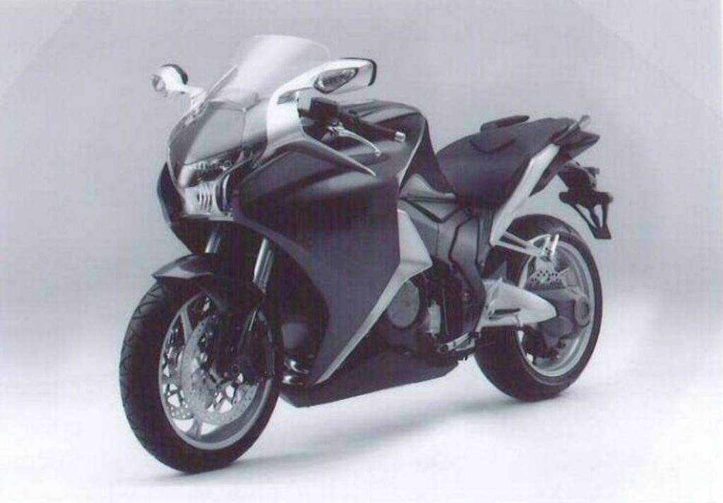 2010 honda vfr1200 official pics top speed. Black Bedroom Furniture Sets. Home Design Ideas