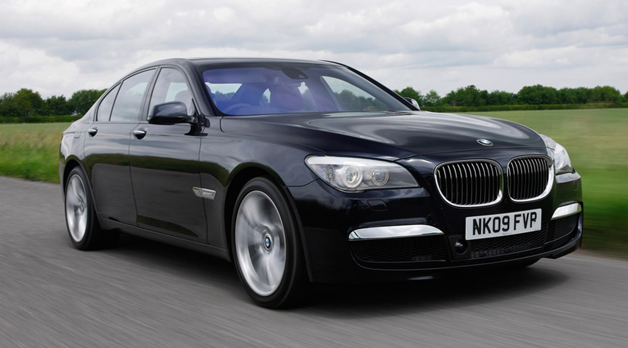 Bmw 740d M Sport First Official Images Top Speed