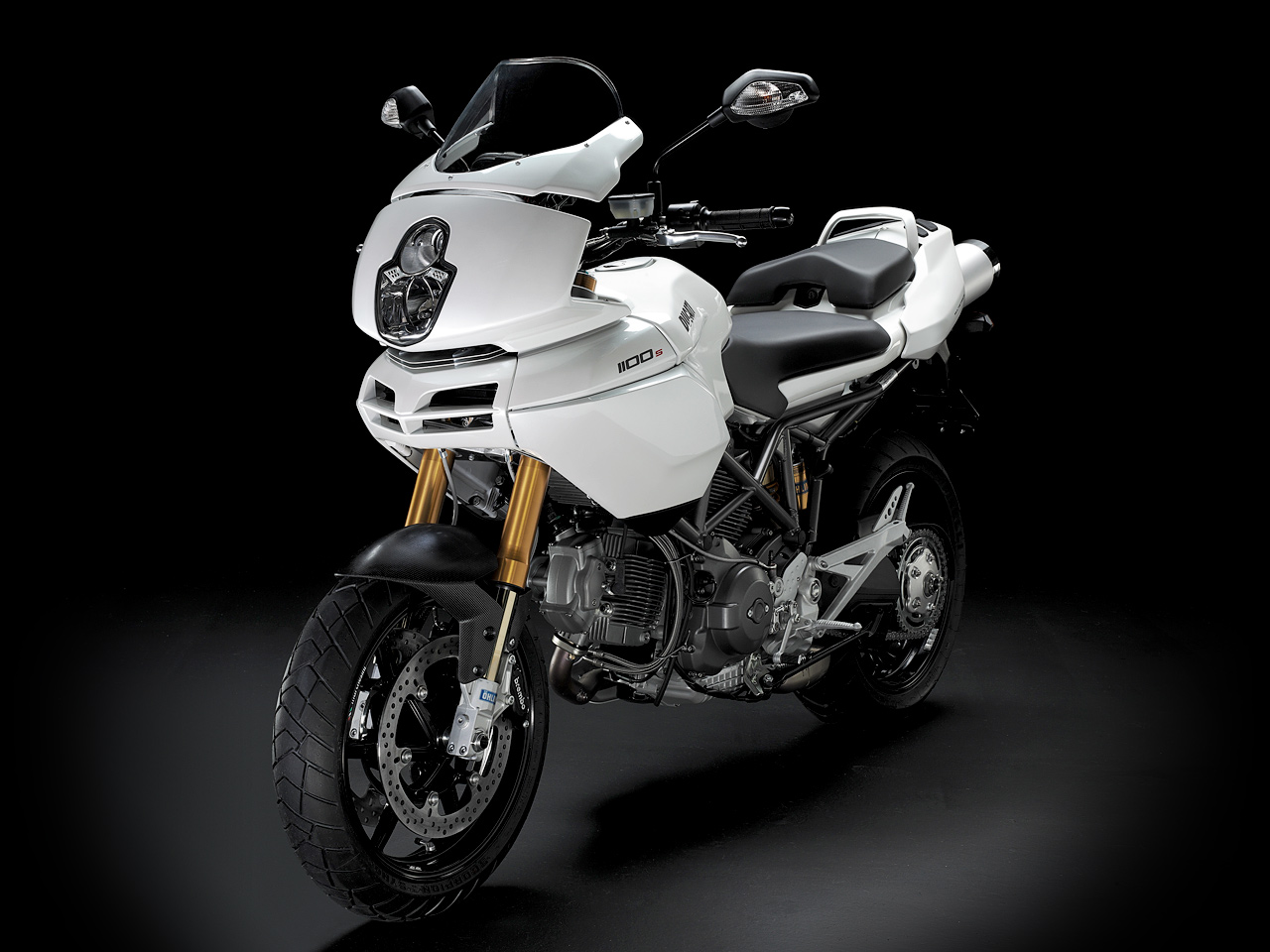 2009 ducati multistrada 1100 1100s top speed. Black Bedroom Furniture Sets. Home Design Ideas