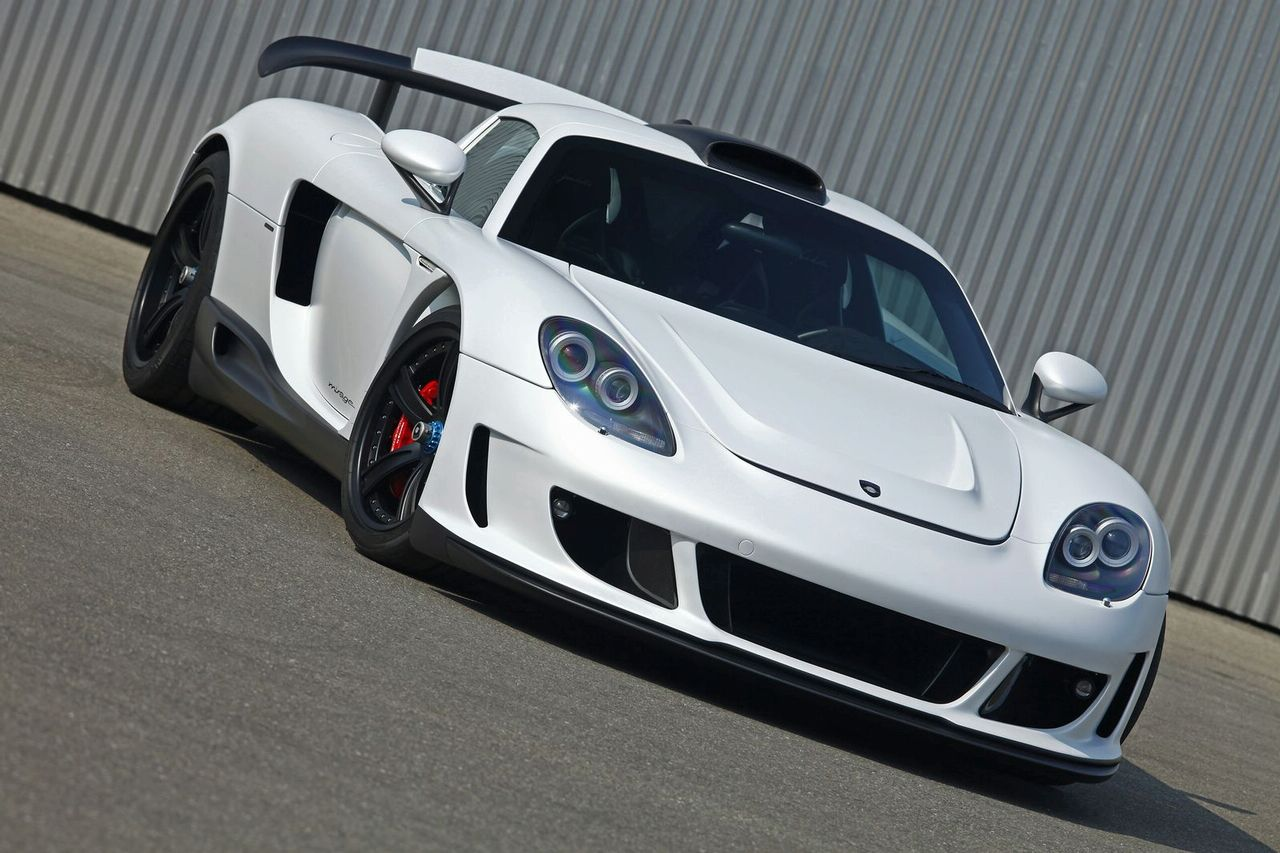 Gemballa Mirage Gt Carbon Edition Top Speed