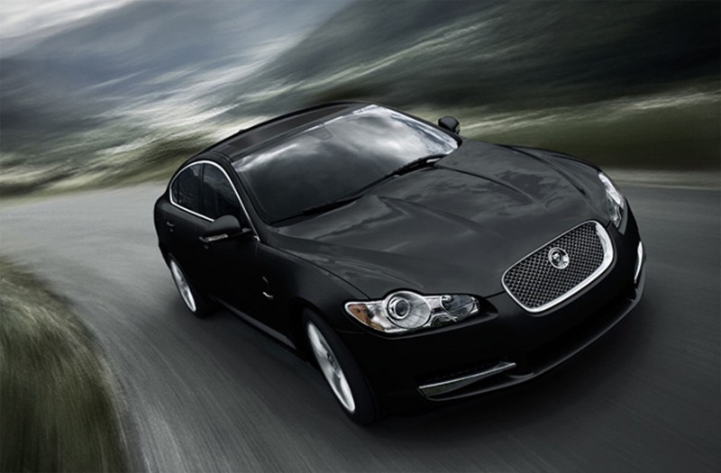 Top 10 Fastest Cars >> 2010 Jaguar XF Supercharged | Top Speed
