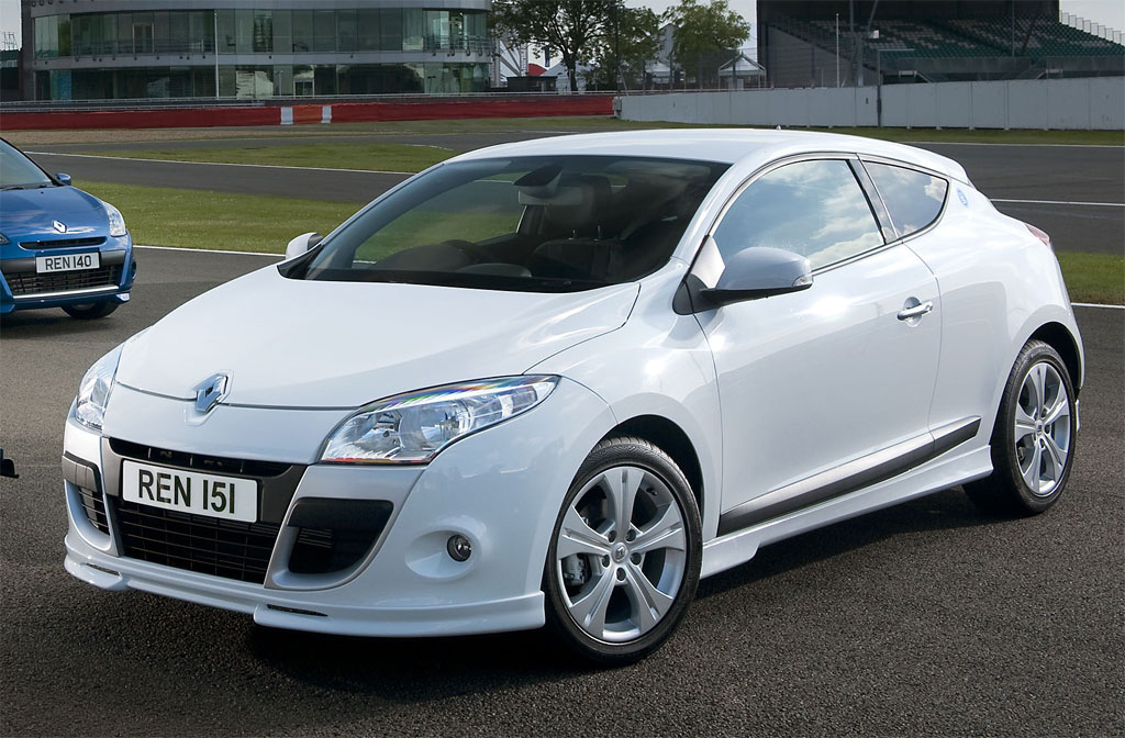 2009 Renault Clio And Megane World Series | Top Speed