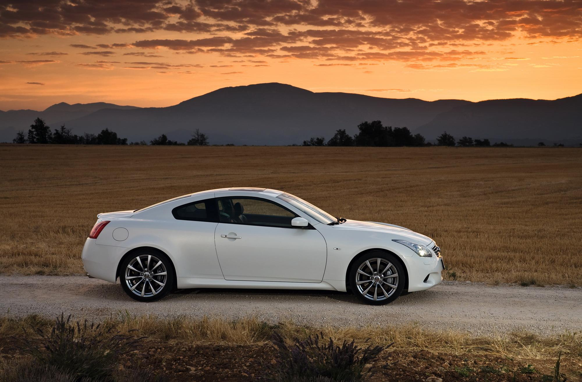 2009 g37 coupe 0-60