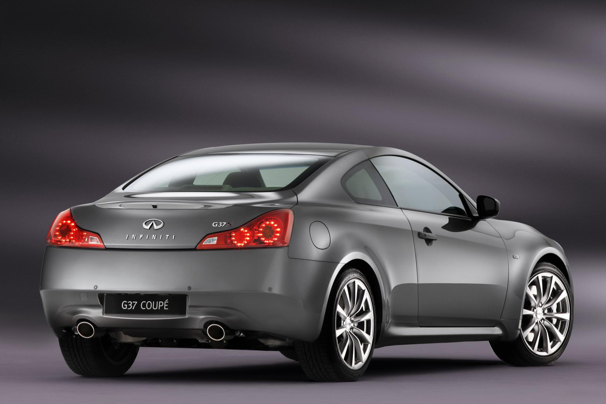 g37 coupe 2008 hp