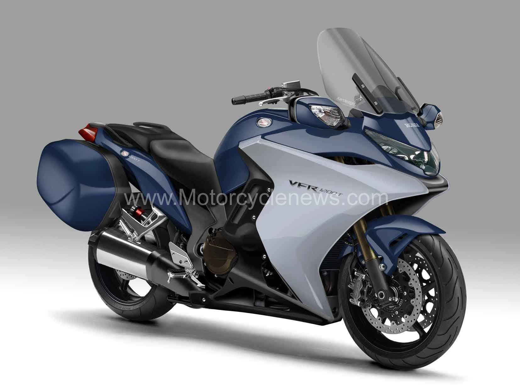 2010 honda vfr1200t rendering top speed. Black Bedroom Furniture Sets. Home Design Ideas